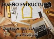 Trabajamos en el diseño estructural de su edificac