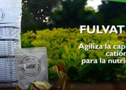 Fulvat organic nutriente organico solido 1 kilo