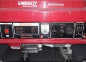 Vendo planta generadora electrica
