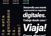 Negocios digitales: nueva economía