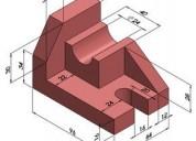 Dibujamos planchas y planos d' 2dos. parciales y p