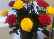 Flores naturales preservadas ,ventas