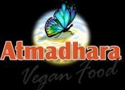 Los típicos tamales ahora veganos en atmadhara!