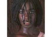 Libro sobre las mujeres africanas