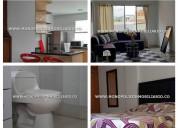 Apartamentos amoblados en medellin cod:15104