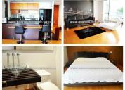 Apartamento amoblado en medellin cod:14431