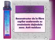 Productos capilares y corporales 100% naturales