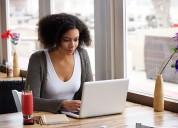 Convocatoria de trabajo con ingresos semanales