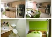 Apartamento amoblado en renta - sabaneta cod:14204