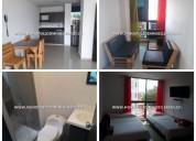 apartamento amoblado en alquiler - cod:14126
