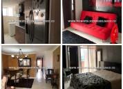 Apartamento amoblado en renta - cod:14122