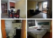 apartamento amoblado en arriendo -cod:14118