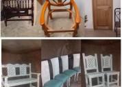 Restaurtacion de madera