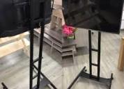 Pedestales para tv, venta-alquiler