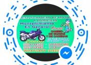 Montallantas y mecanica de motos adomicilio3166007