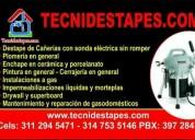 Plomeros chía 3147535146 tecnidestapes