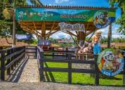 Parque los arrieros, tradición y cultura