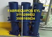 fabrica de paral cercha y formaleta metalica