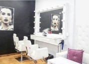Se vende la mejor barber shop de cartagena