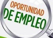 Oferta de trabajo medio tiwmpo