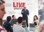 Jóvenes emprendedores con osin experiencia anímate