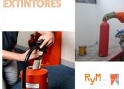 servicios de extintores