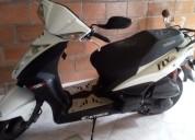 Vendo espectacular moto auteco  kimco fly 125 mod.