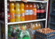 Vendo supermercado pequeño