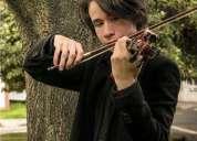 clases de violin de aprendizaje efectivo para cualquier edad a traves de metodologias en bogotá