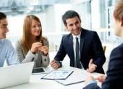 Oportunidad de trabajo para hombres y mujeres sin