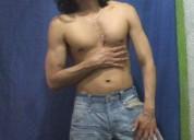 Hoy masaje relax el cual es masculino con erotismo