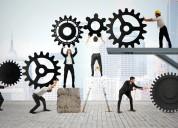 Vacantes de trabajo personal mixto con o sin exper