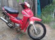 Venta de 2 motos akate 110 especial