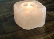 Venta de lámparas de sal del himalaya
