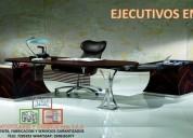 Venta y fabricacion de escritorios
