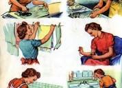 Oferta de trabajo amas de casa  con/sin experienci