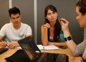 Vacantes medio tiempo/estudiantes sin experiencia
