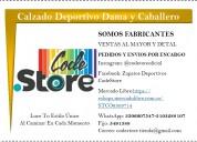 CALZADO DE EXCELENTE CALIDAD