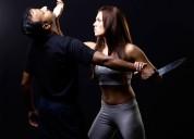 Defensa personal para mujeres. acacÌas, meta