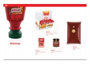 Ketchup mayonesa bbq kebab y otras salsas importac