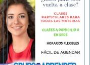 Clases particulares de excel a domicilio en Bogotá