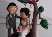 Muñecos para matrimonio personalizados