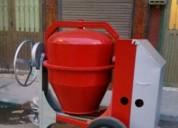 Mezcladoras para cemento diesel