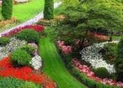 DiseÑo y adecuacion de jardines en santander