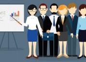 Oferta de trabajo (personal con o sin experiencia)