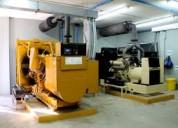 Reparación, montaje -motores y plantas eléctricas-