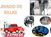 Lavado de sillas express
