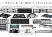 SERVICIO TECNICO DE ESTUFAS Y HORNOS TEL3023385436
