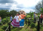 Parque los arrieros, tradiciòn y cultura