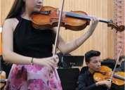 Clases particulares de violin y viola en bogotá